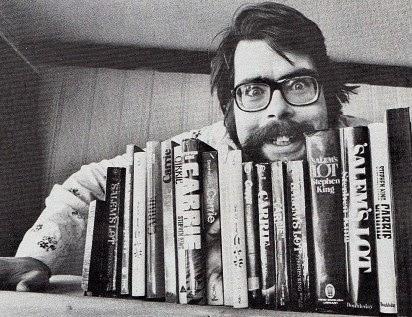 Den vilde og farlige Stephen Edwin King (født 21. september 1947)
