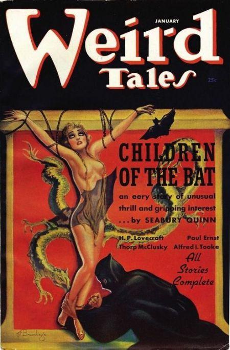 Weird Tales, januar 1937