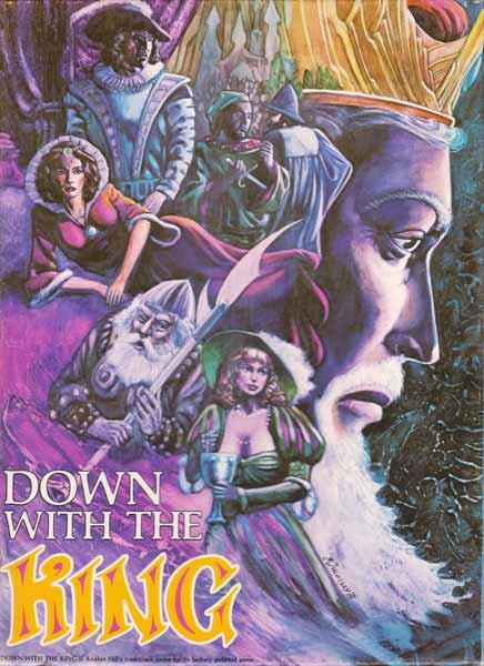 Brætspil, Avalon Hill 1981. endnu et spil hvor brødrene Rahman samarbejdede