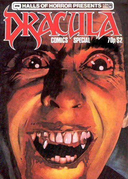 Halls of Horror, nr. 1 1983
