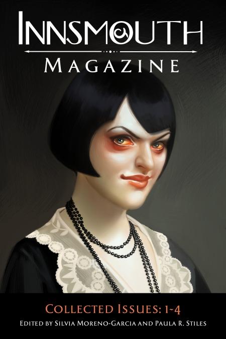 Innsmouth Magazine 1-4. Omnibus-udgivelse med de første fire numre