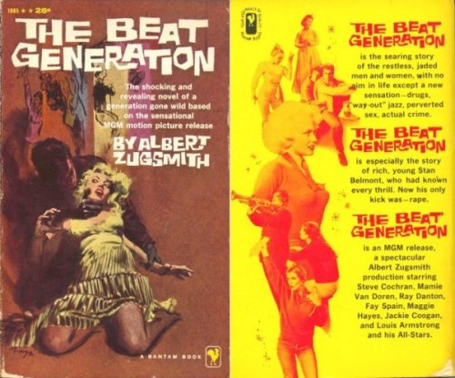 Paperback, Bantam Books 1959