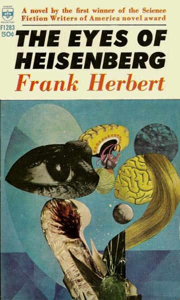 Paperback, Berkley Books 1966. Romanens 1. udg.