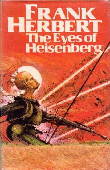Paperback, New English Library 1976. Fantastiske Ian Miller har illustreret forsiden. Den har ikke meget med handlingen at gøre, men billedet er alligevel helt fantastisk