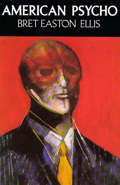Paperback, Picador 1991. Forsiden her prydes af Marshall Arismans ikoniske maleri, der ubetinget har fanget Patrick Batemans ikke-person. Bravo!