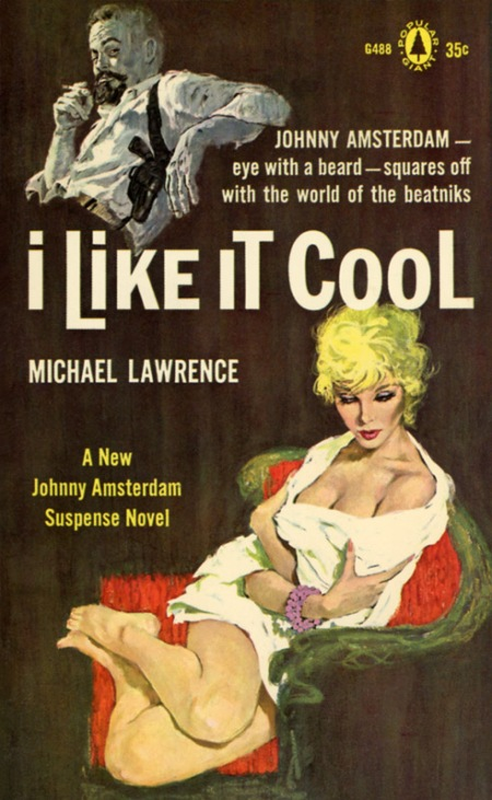 Paperback, Popular Library 1960