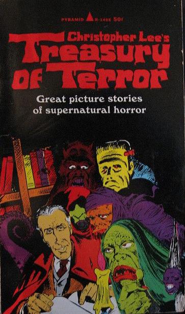 Paperback, Pyramid 1966