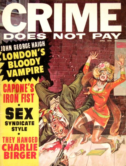 Crime Does Not Pay, april 1970