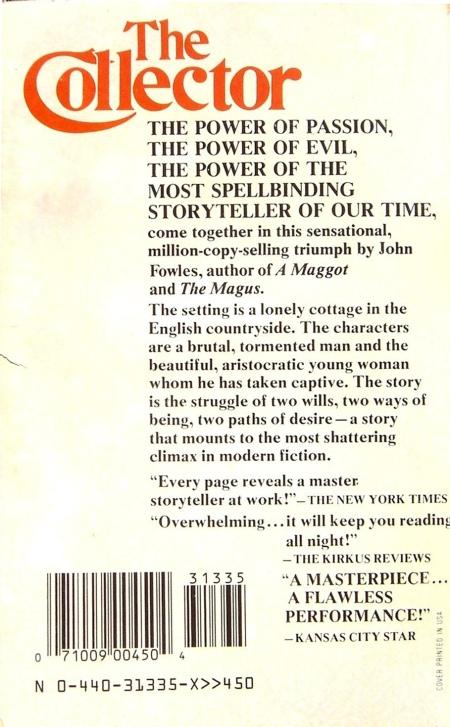 Paperback, Dell 1980