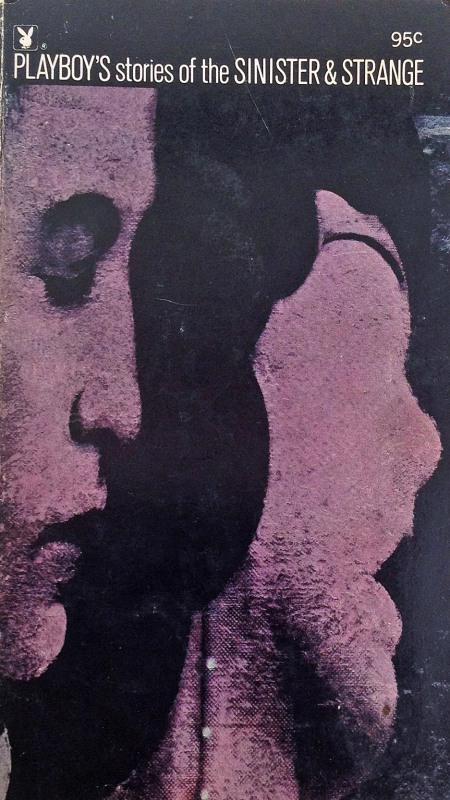 Paperback, Playboy Books 1969. Forsiden er malet af Gilbert Shaw