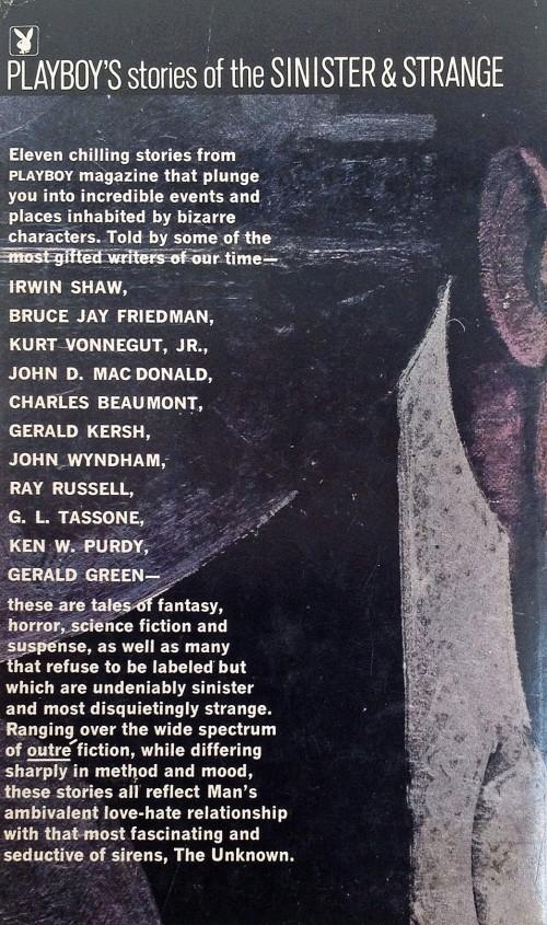 Paperback, Playboy Books 1969