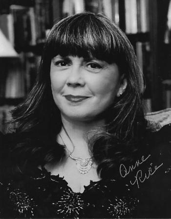 Anne Rice (født den 4. oktober 1941) omkring 1985