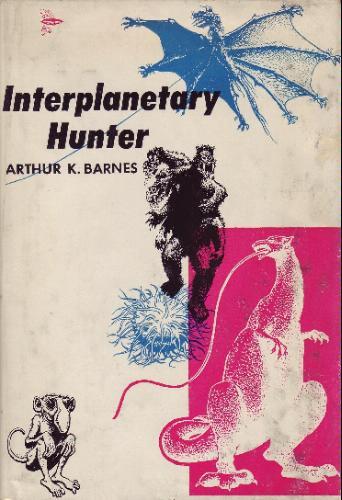 Hardcover, Gnome Press 1956