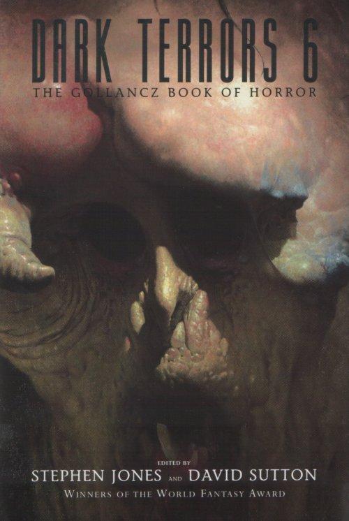 Paperback, Gollancz 2002. Forsiden er skabt af Gary Blythe