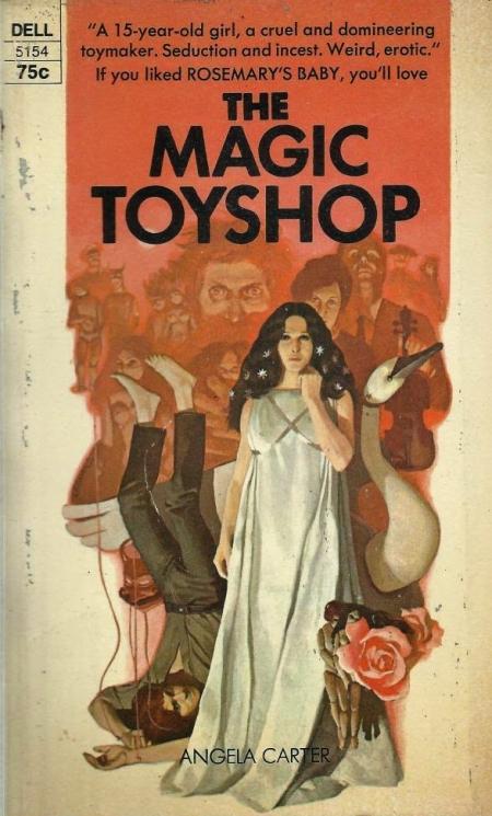 Paperback, Dell 1969