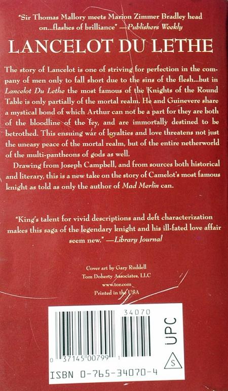 Paperback, Tor 2003