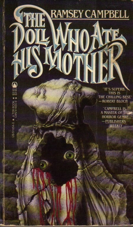 Paperback, Tor Books 1985