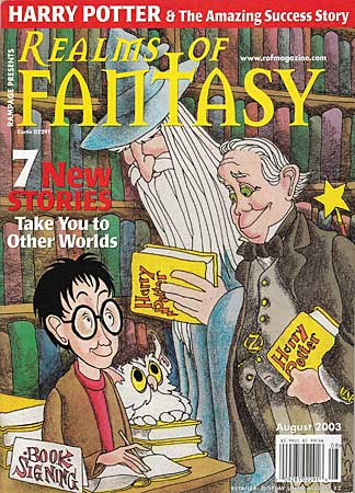 Realms of Fantasy, august 2003