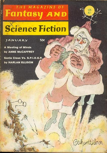The Magazine of Fantasy and Science Fiction, januar 1969