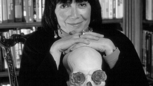 Gothmother Anne Rice – døbt Howard Allen O'Brien (født den 4. oktober 1941)