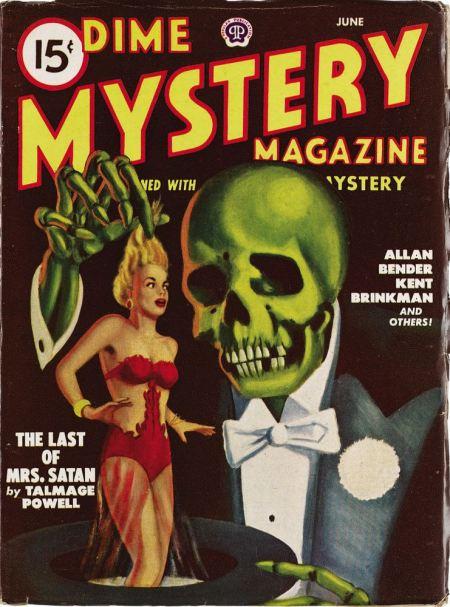 Dime Mystery, juni 1949