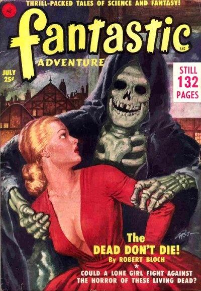 Fantastic Adventures, juli 1946