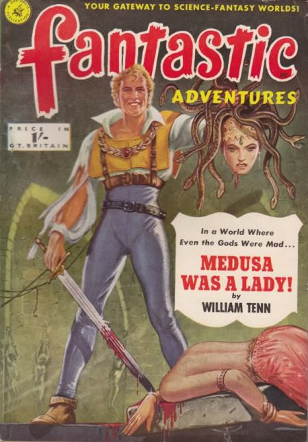 Fantastic Adventures, oktober 1951