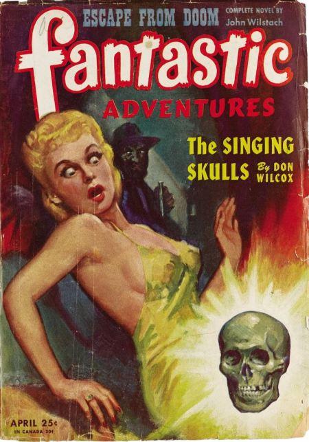 Fantastic Tales, april 1937