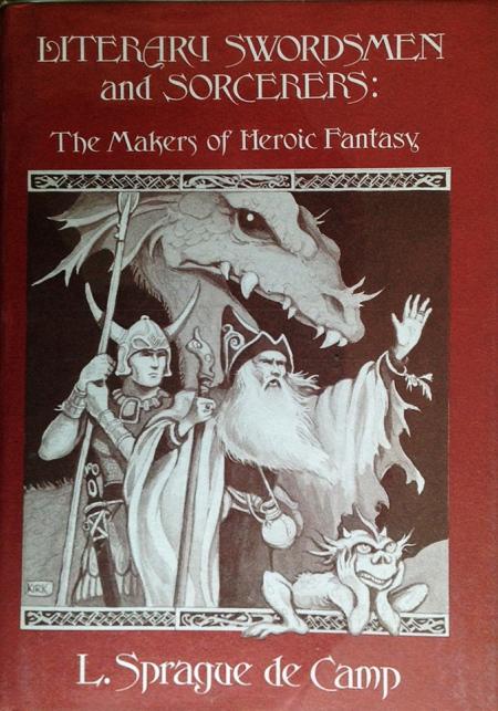 Hardcover, Arkham House 1976. Forsidens tegning er udført af Tim Kirk