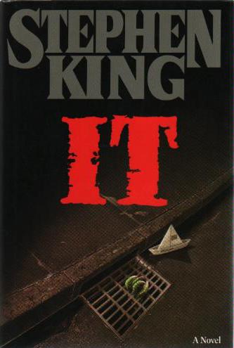 Hardcover, Viking 1986. Romanens 1. udgave