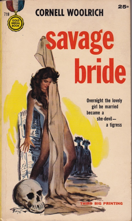 Paperback, Gold Medal Books 1957