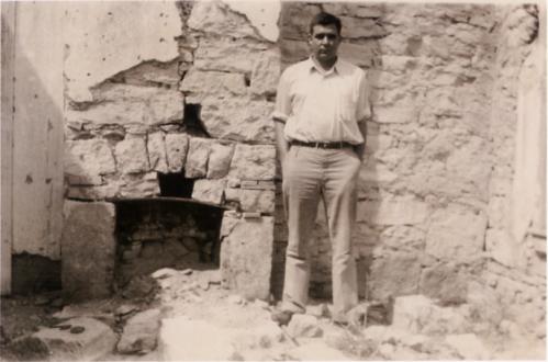 Robert Ervin Howard (22. januar 1906 – 11. juni 1936) i Fort McKavett