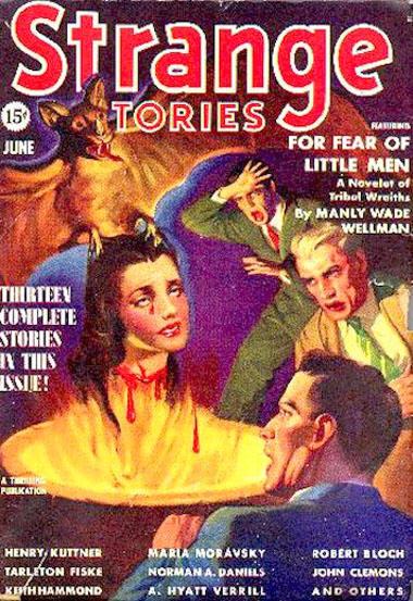 Strange Stories, juni 1939