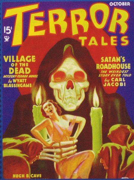 Terror Tales, Oktober 1934