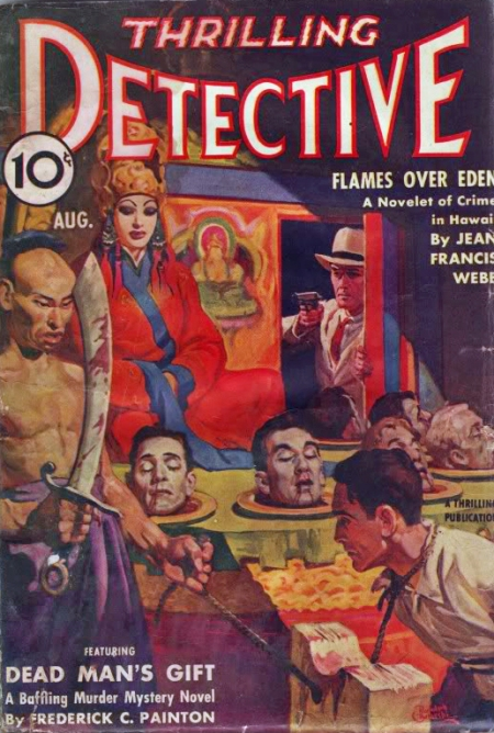 Thrilling Detective, august 1938