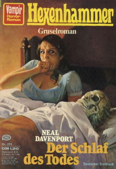 Vampir-Horror-Roman, nr. 273 1983