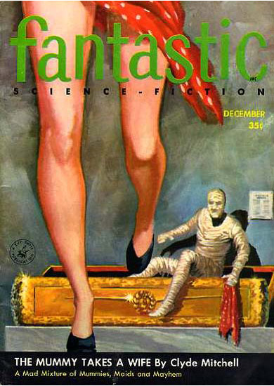 Fantastic Science-Fiction, december 1956