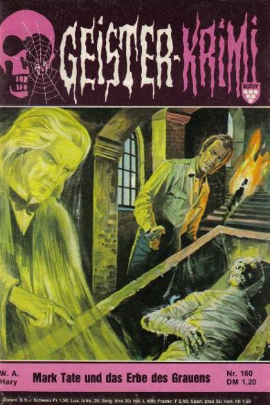 Geister-Krimi, nr. 160 1979