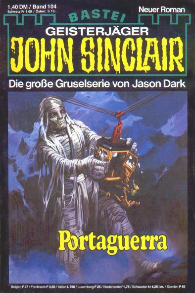 Geisterjäger John Sinclair, nr. 104 1979