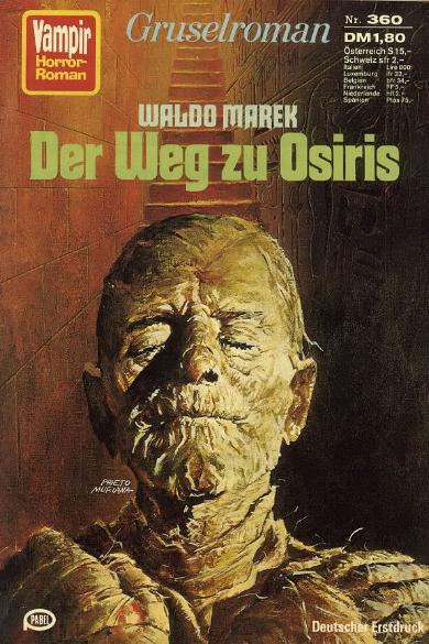 Gruselroman, nr. 360 1980