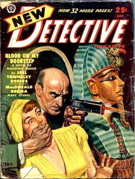 New Detective, juli 1949