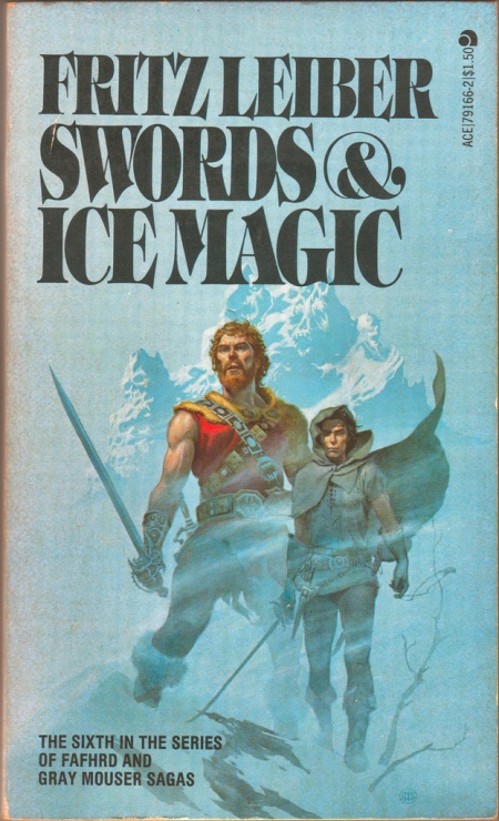 Paperback, Ace Books 1977
