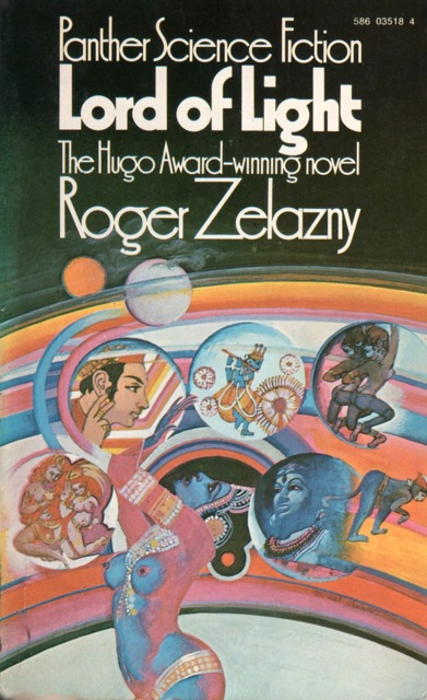 Paperback, Panther 1971
