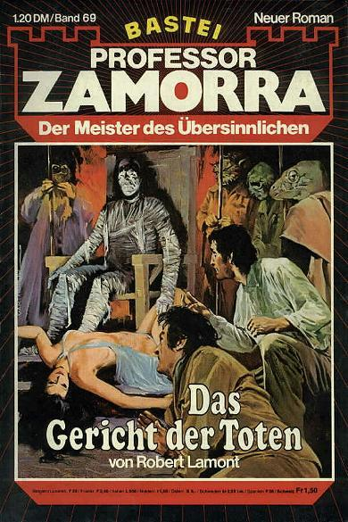 Professor Zamorra, nr. 69 1981