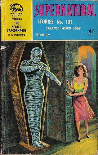 Supernatural Stories, nr. 101 1961