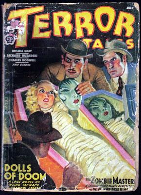 Terror Tales, juli 1940