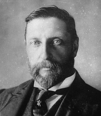 Henry Rider Haggard (22. juni 1856 - 14. maj 1925)