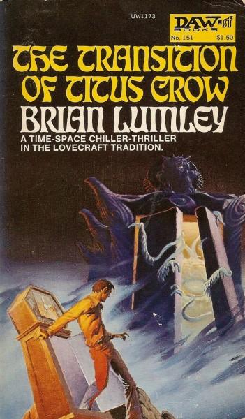 Paperback, DAW Books 1975. Romanens 1. udg.