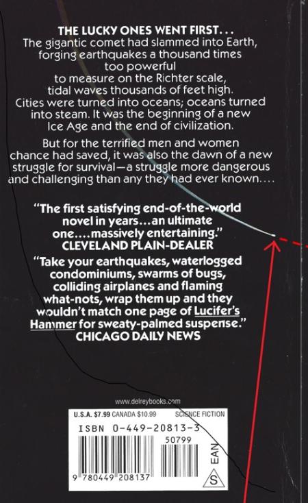 Paperback, Fawcett Crest 1985