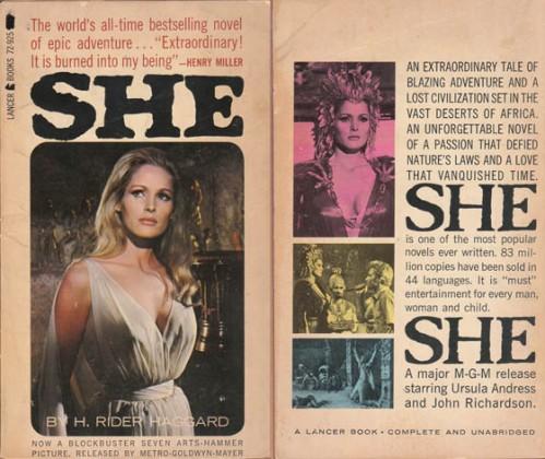 Paperback, Lancer 1965